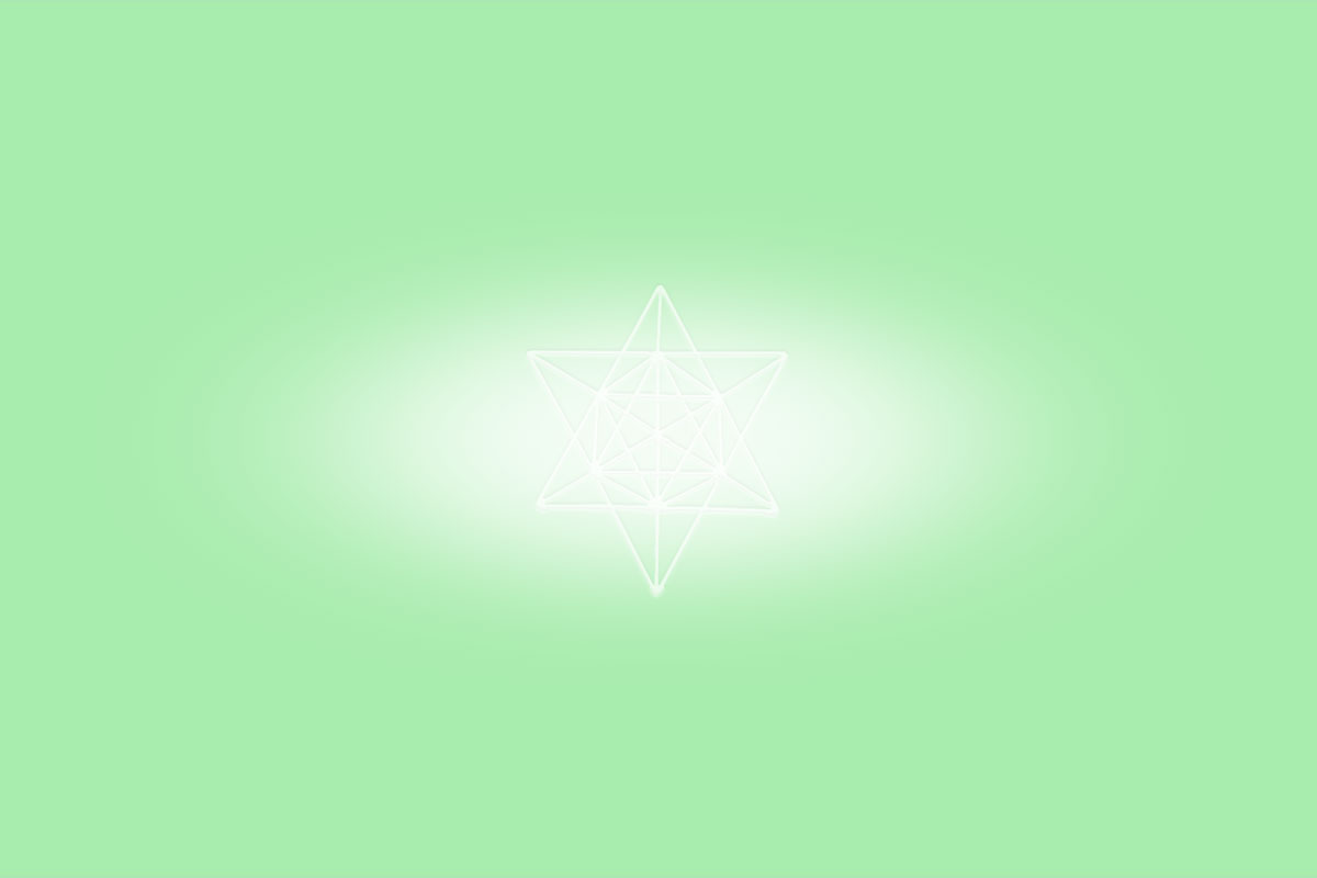 Mercaba Green Glow
