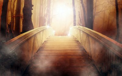 The Bridge To Everything You Want Is Within You