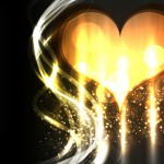 Gold Heart - Contact Resonance Healing