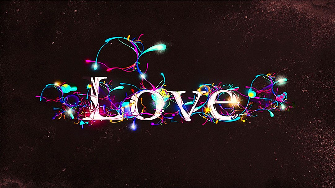 Love Is Beautiful Just By Being What It Is